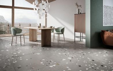 Pavimenti-moderni_Ceramica-Fioranese_Schegge_Cenere-Deco-90x90-1